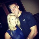 Trevor Knight girlfriend Kate Williams