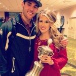 Trevor Knight girlfriend Kate Williams pic