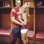 Trevor Knight girlfriend Kate Williams picture