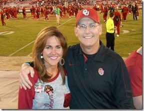 Trevor Knight parents
