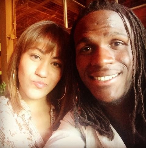 photos whitney golden charles nfl player jamaal charles
