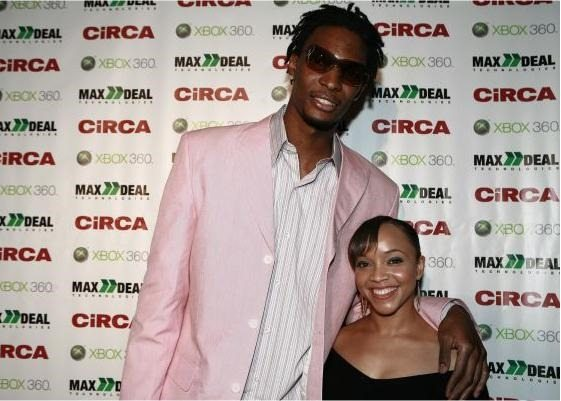 Allison Mathis- NBA Player Chris Bosh's Baby Mama