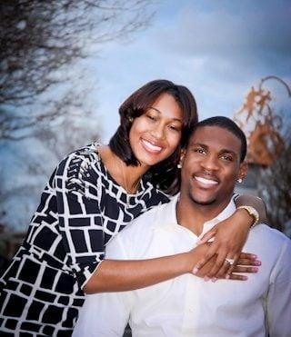 Antonique Larry- NFL player Patrick Peterson' Wife
