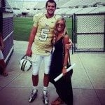 blake Bortles girlfriend Lindsey Duke-pictures