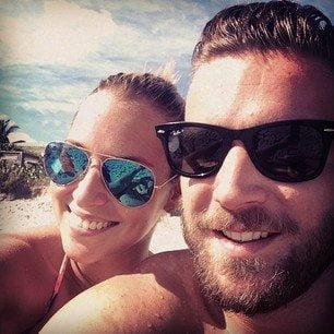 Miso Navara  Dominika Cibulkova's boyfriend/ Husband