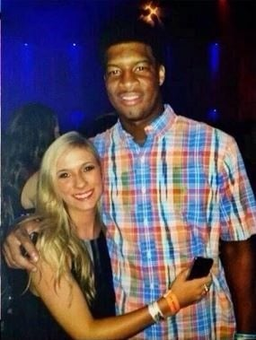Erica Kinsman- Jameis Winston's Alleged  Accuser (PHOTOS)
