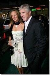 Glena Goranson- Seahawks' Coach Pete Carroll's wife