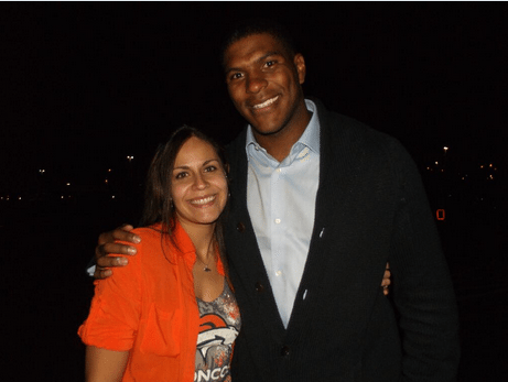 Who is NFL player Julius Thomas' Girlfriend?