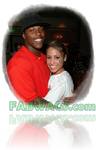 knowshon Moreno girlfriend Nikki Childs