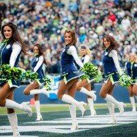Seattle Seahawks Cheerleaders Sea Gals Pictures 200x200