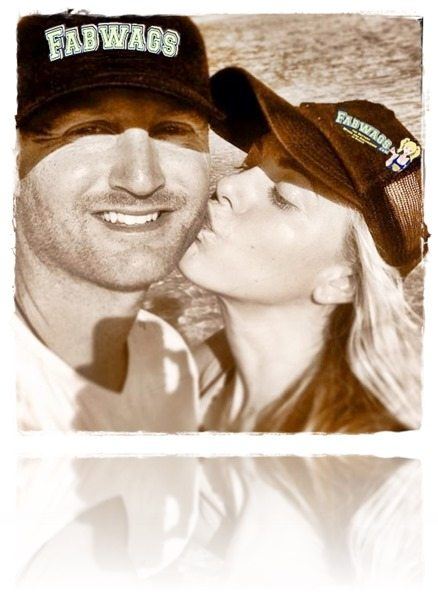 Alex Cobb girlfriend fiance Kelly Reynolds pic