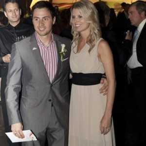 Alexandre Bilodeau girlfriend Sabrina Bizier photos