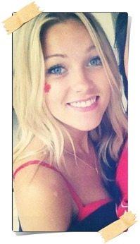 Allie Wiebe Jamie Benn girlfriend pictures