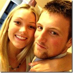 Allie Wiebe boyfriend pic