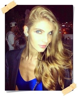 Ashley Haas Matt Harvey girlfriend picture