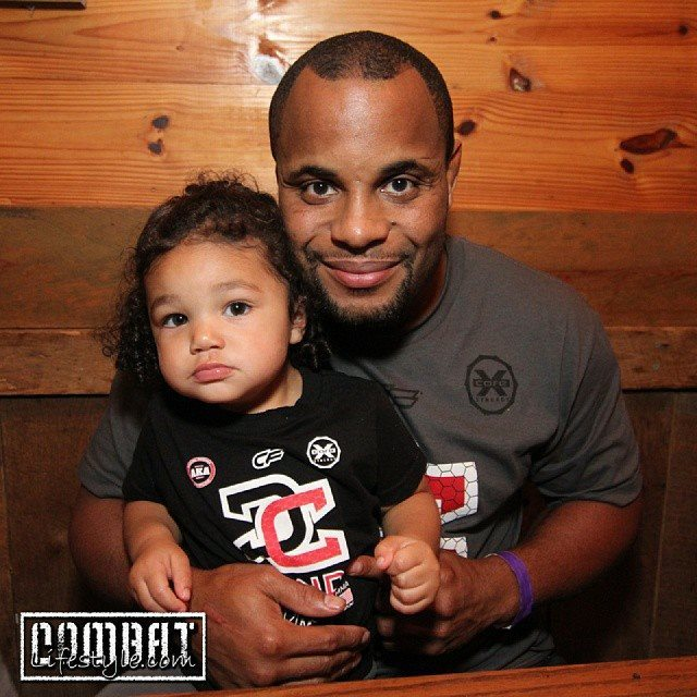 Daniel Cormier Daughter Find Daniel Cormier's gf