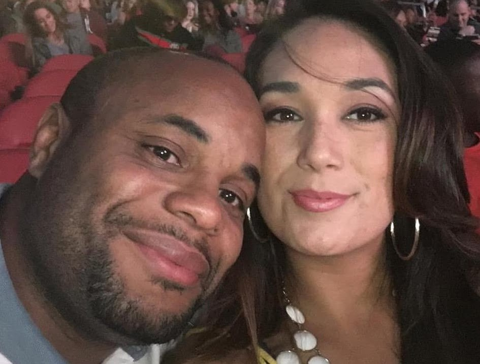 Salina Deleon MMA Fighter Daniel Cormier's Wife