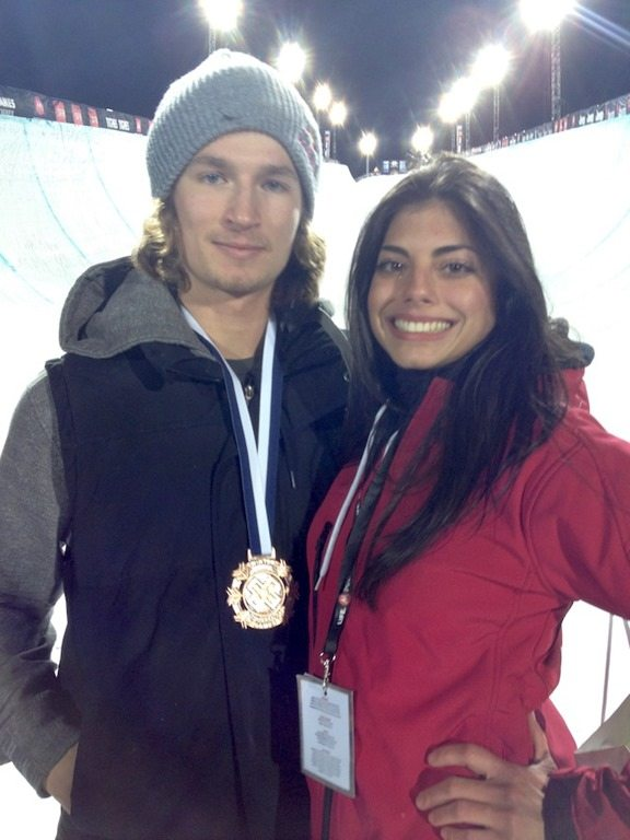 Who Is Russian-Swiss snowboarder Iouri Podladchikov's Girlfriend?