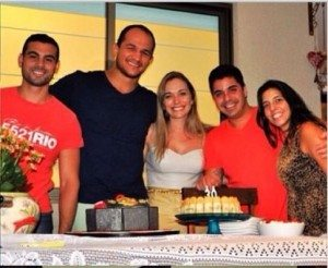 Isadora Santos Junior Dos Santos girlfriend_pictures