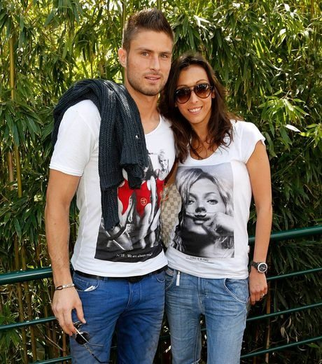 Jennifer Giroud And Olivier Giroud With Pregnant And Married Info