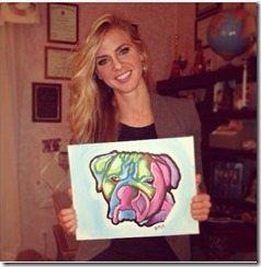 Kelly Reynolds Alex cobb girlfriend-picture
