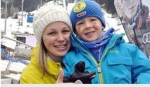 Laura Schwanitz  Eric Frenzel girlfriend-picture