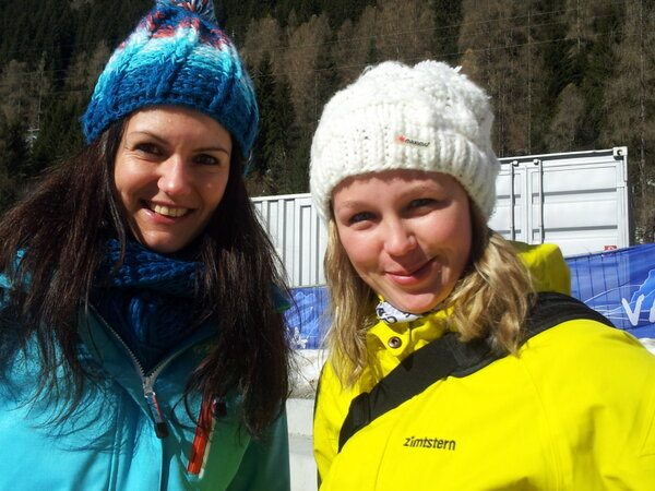 Photos Laura Schwanitz German Olympic Nordic Combined