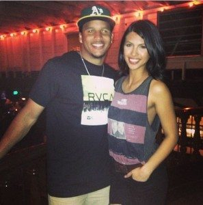 Marisa Ventura  Jermaine Kerse girlfriend-pic