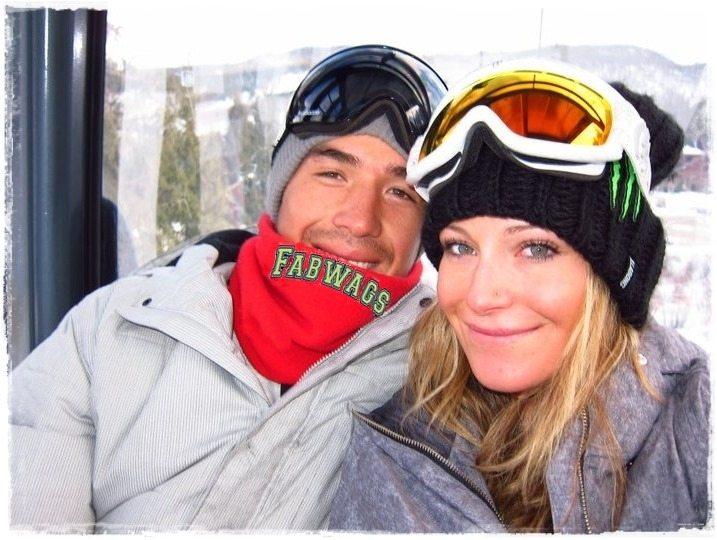 Martin Rubio US Snowboarder Jamie Anderson's Boyfriend