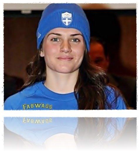 Panagiota Tsakiri green olympic biathlon_pics