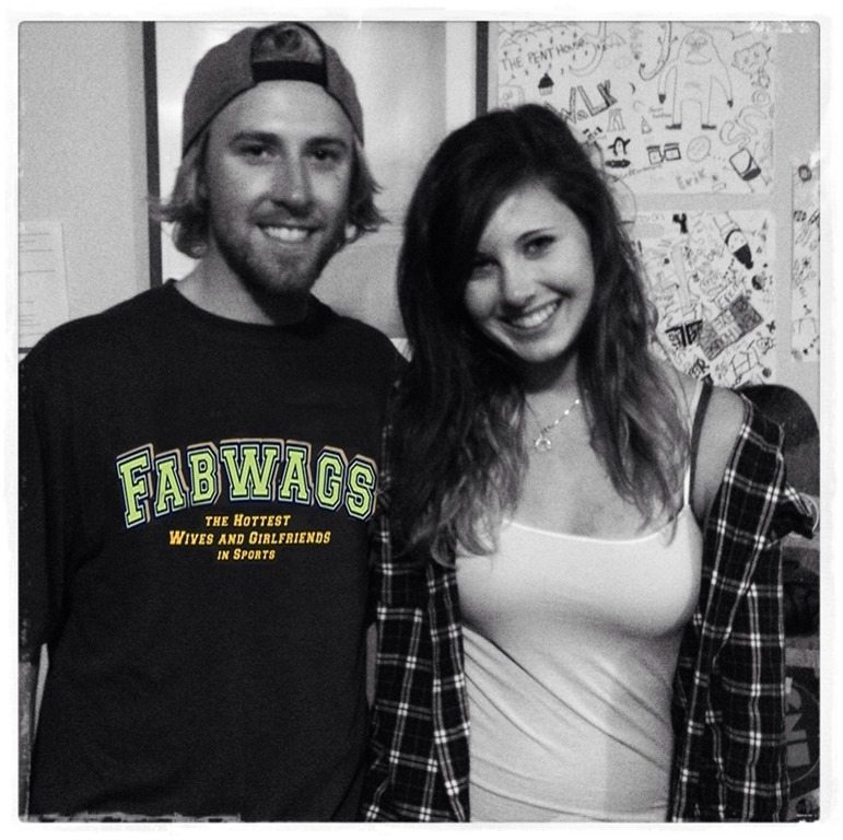 Who is U.S Olympic Snowboarder Sage Kotsenburg's Girlfriend?