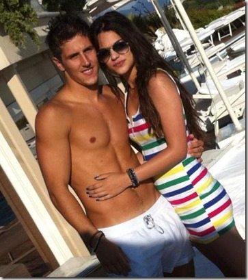 Stevan Jovetic girlfriend