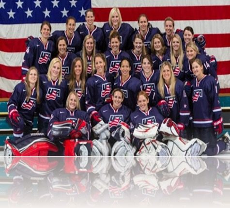 Team USA Ice Hockey Womens