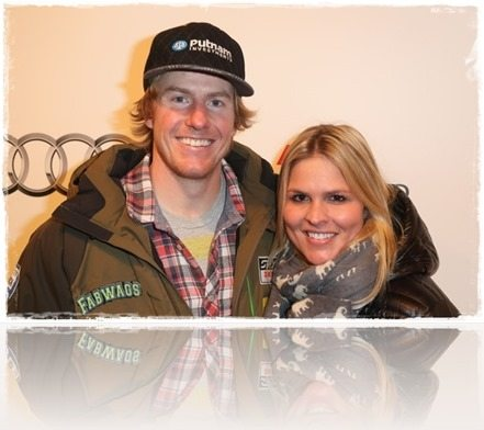 Ted Ligety girlfriend Mia Pascoe pic