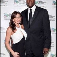 Cliff Robinson Wife Heather Lufkins Robinson Photo 200x200