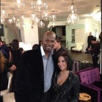Cliff Robinson Wife Heather Lufkins Robinson Pictures 200x200