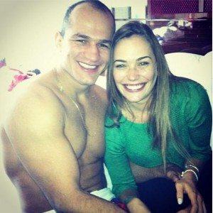 isadora santos Junior dos santos new girlfriend pics