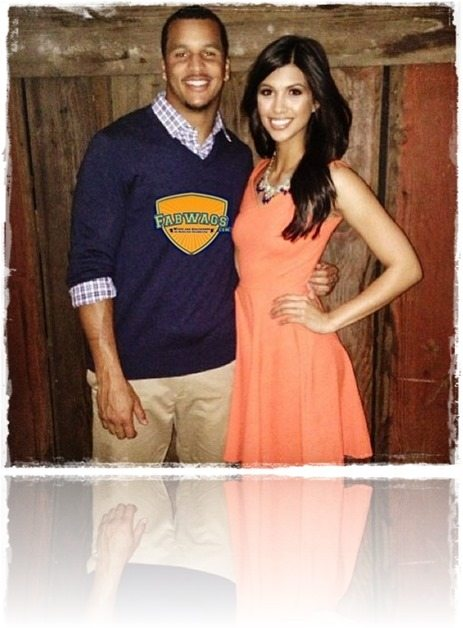 jermaine Kearse girlfriend Marisa Ventura photo