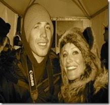 snowboarder Jamie Anderson boyfriend Martin Rubio pics