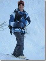 snowboarder Jamie Anderson boyfriend Martin Rubio picture