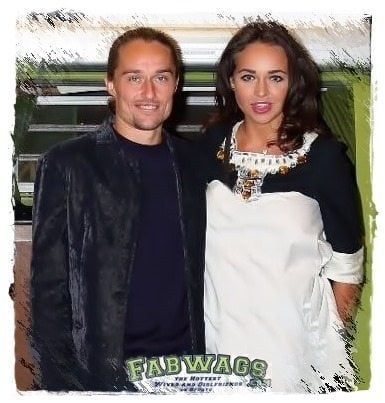 Masha Fokina-  Alexandr Dolgopolov's New Girlfriend