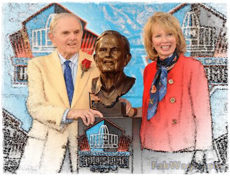 Christy Wilson, Edith Wilson and Linda Bogdan –  Buffalo Bills Owner Ralph Wilson´s Daughters