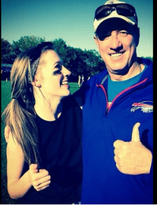 Camryn Kelly Jim Kelly daughter