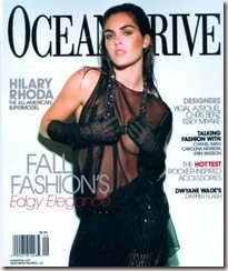 Hilary Rhoda Ocean Drive
