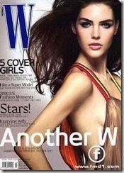 Hilary Rhoda W Magazine