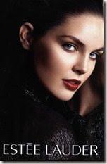 Hilary Rhoda estee Lauder pics