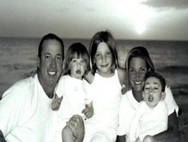 Jill Kelly Jim Kelly family