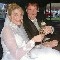 Jim Kelly Jill Kelly Wedding 200x200