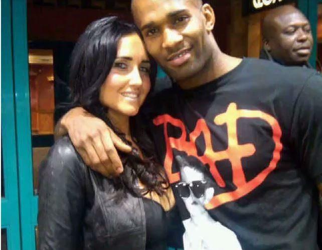 Nina Quaranta- Manuwa : British MMA Fighter Jimi Manuwa's Wife