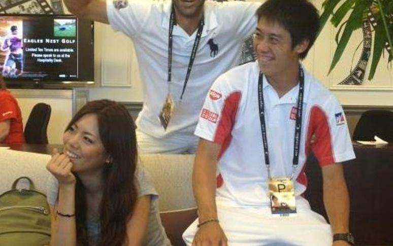 Meet Kei Nishikori's Girlfriend Honami Tsuboi